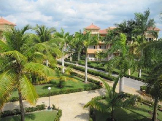 Grand Bahia Principe Bavaro: vue des jardins