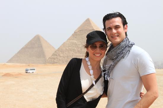 Egypt: GYZA PYRAMIDS