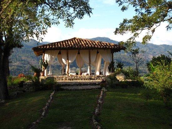 Copan, Honduras: Yoga Pavilion