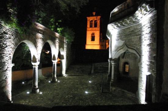 Tlaxcala, México: CAPILLA ABIERTA