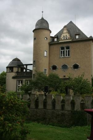Andernach, Germany: Castle  Namedy