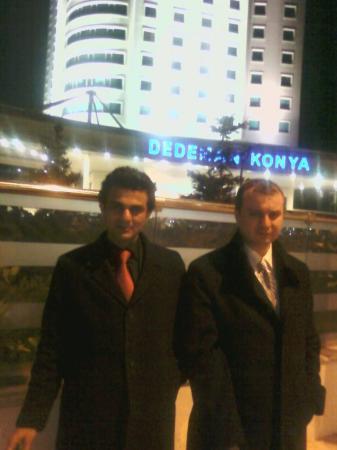 Dedeman Konya Hotel & Convention Center: konya