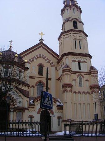 Bilde fra Vilnius