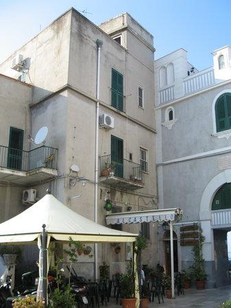 Locanda Al Castello: Entrance