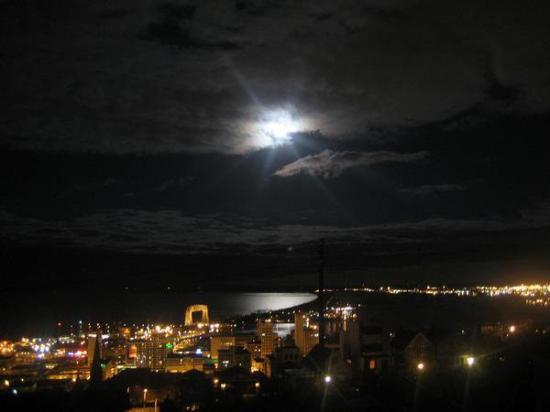 Duluth,  Minnesota. I took this shot off my deck!!