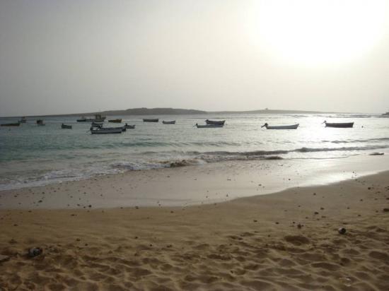 Boa Vista, Kapp Verde: Port de Sal Rei