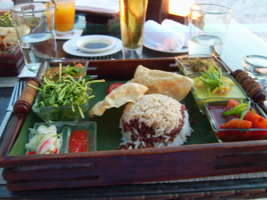 La Sal at Casa Del Mar : The Taster Platter