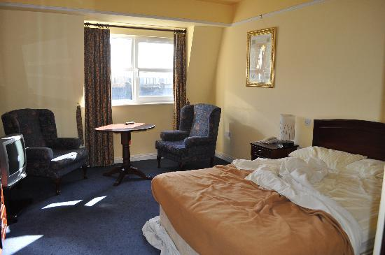 Belvedere Lodge: Room