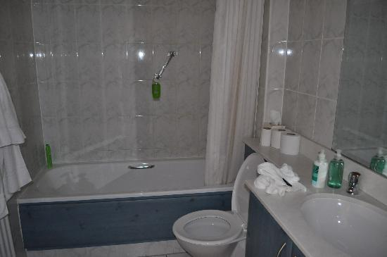 Belvedere Lodge: Bathroom