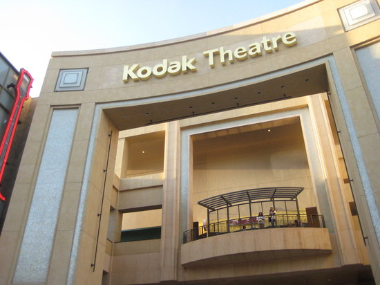 Kodak Theater- Los Angeles,CA