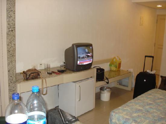 Lord Hotel: quarto