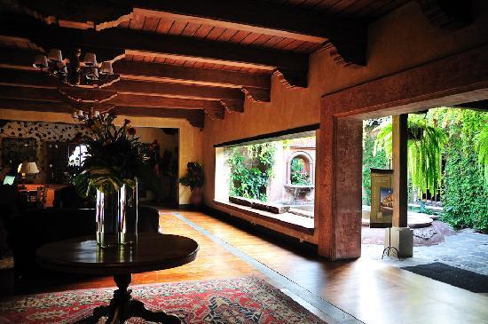 Porta Hotel Antigua Lobby