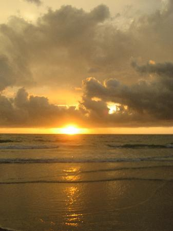 Cocos Beach Bungalows : Sunset on Cable Beach