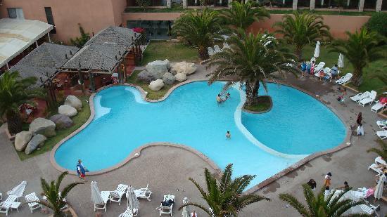 Hotel Club La Serena: Pileta