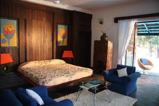 Casa Colvale: Deluxe room