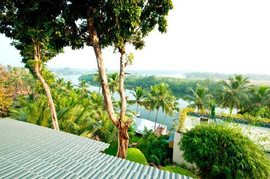 Casa Colvale: Backwaters view
