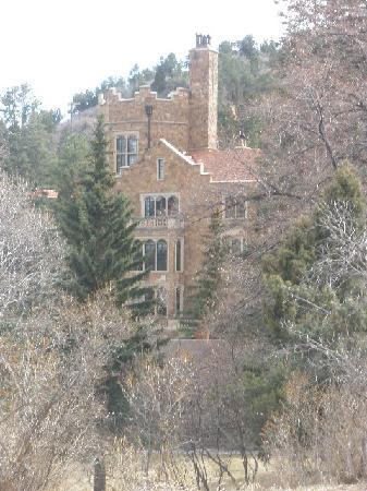 Glen Eyrie Castle & Conference Center: The Castle