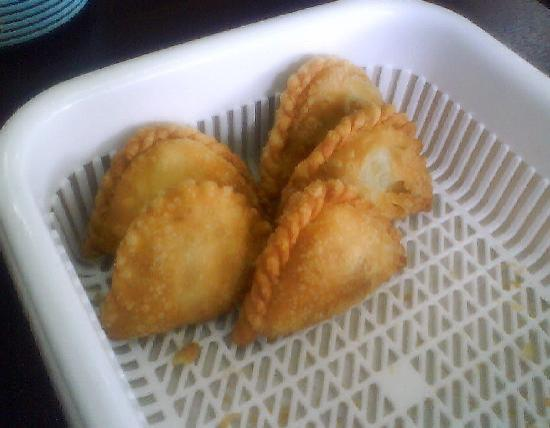 Muar E Kopitiam Sdn Bhd: Currypuff