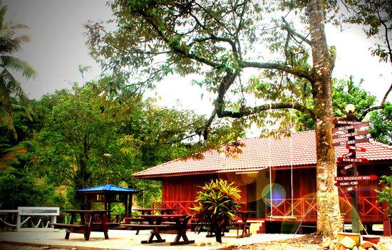 Lembing Riverview Resort