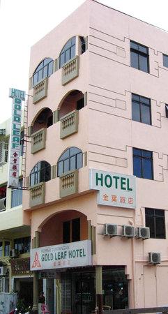 Gold Leaf Hotel : hotel