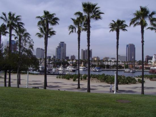 Лонг-Бич, Калифорния: Downtown Long Beach