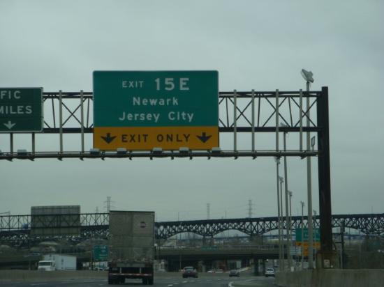 Potret Jersey City