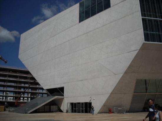 Bilde fra Casa da Musica
