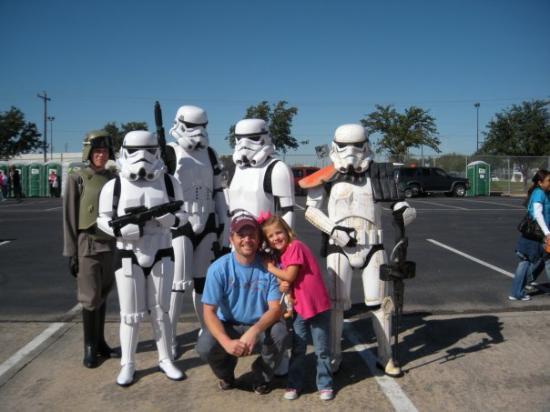 Houston, TX: Walk for autism, 2009.