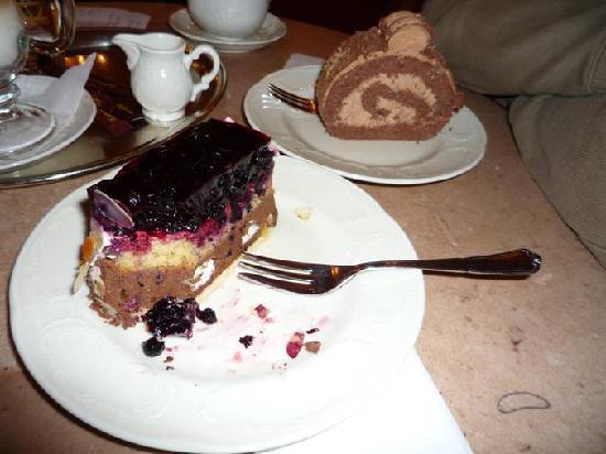 Konditorei Zauner: Zauner (Bad Ischl) - our desserts