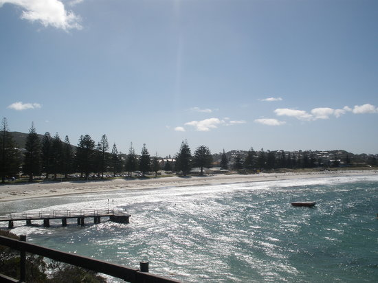 Albany, Australien: Middleton Beach