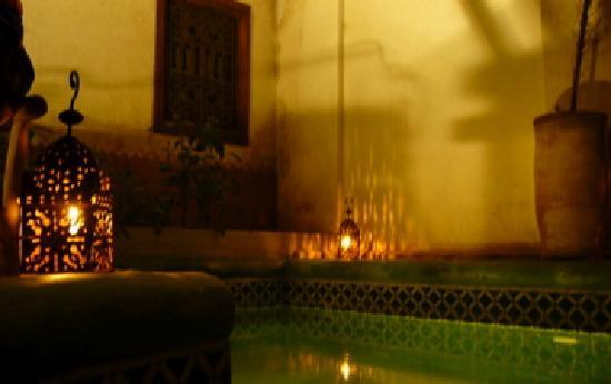 Riad les Inseparables: Pool