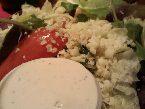 Cuckoo's Nest Mexican Food: Salad