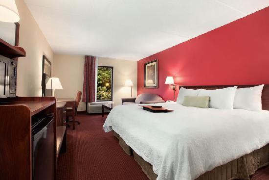 Hampton Inn Tallahassee Central: King Guest Room