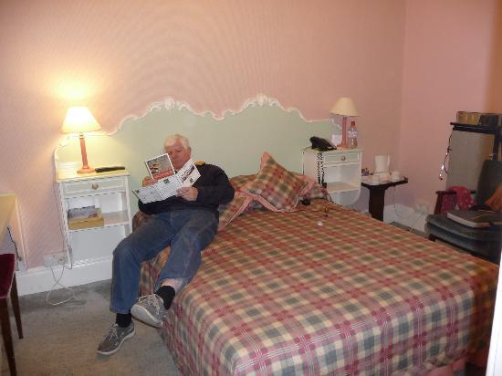 Burlington Hotel: Not enough room to swing a kitten
