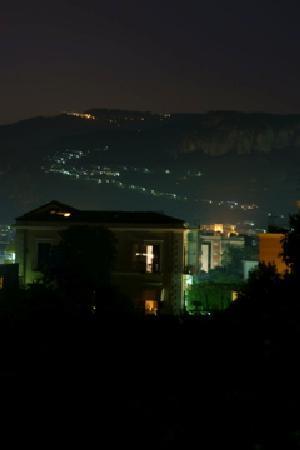 Relais Casa Vienna: quiet evening on the balcony