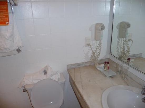 Mar Ipanema Hotel: Baño 02