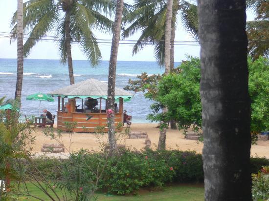 Hotel Residence Playa Colibri: VUE DE LA TERRASSE