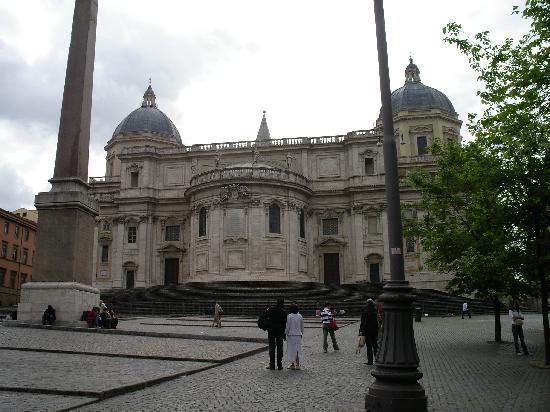 Basilica di Santa Maria Maggiore: サンタ・マリア・マッジョーレ大聖堂