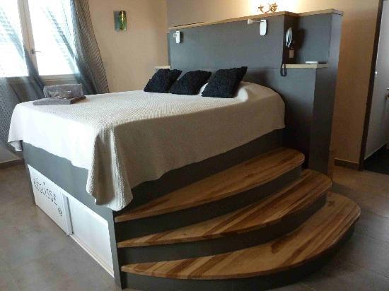 La Suite Villa : chambre reglisse