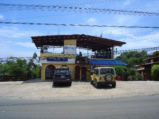 Cafe Agua Azul Restaurant Costa Rica
