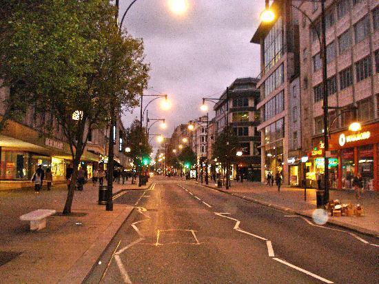 C London: oxford st.