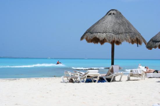 Fiesta Americana Cancun Villas The Beach