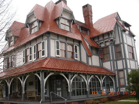 Emlen Physick Estate Tour