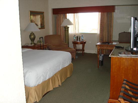 Hilton Tucson East: King room