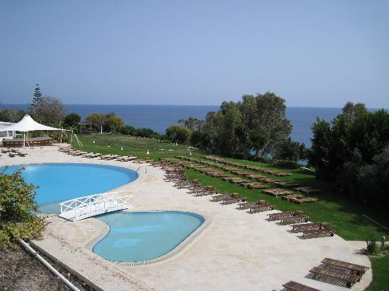 Grecian Park Hotel : View from our 1st floor balcony