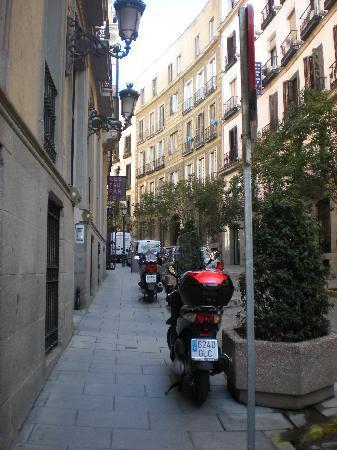 Hotel Meninas - Boutique Hotel: Front of hotel