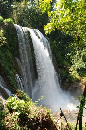 San Pedro Sula, Honduras: Pulhapanzak falls