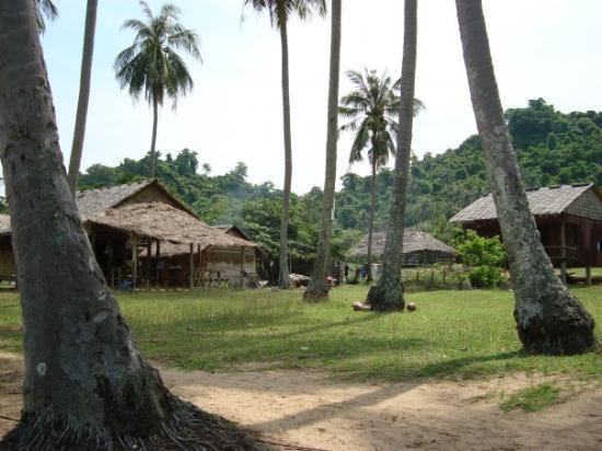 Koh Tonsay (Rabbit Island) near Kep, Cambodia