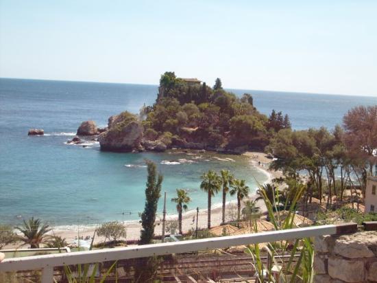 Taormina, Italy: L Isola Bella