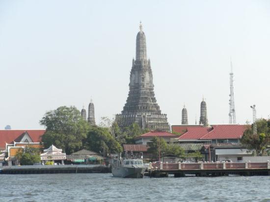 Bilde fra Wat Arun-tempelet